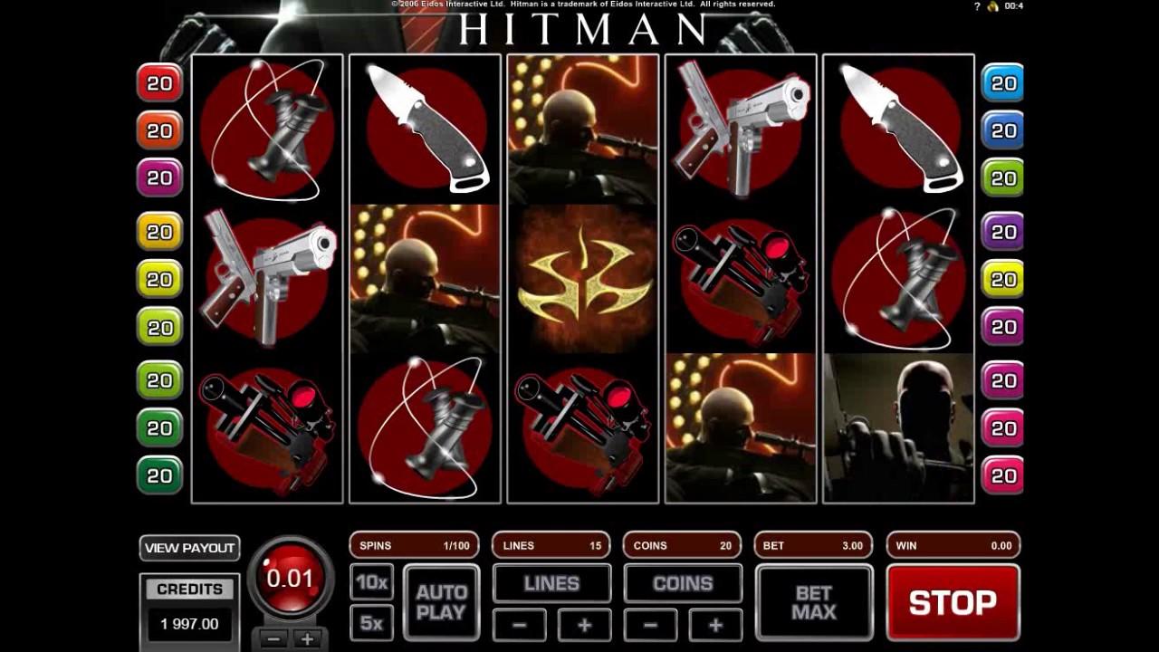 Обзор автомата Hitman (Хитман)